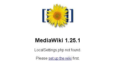 Mediawiki installieren und nutzen – Gargi org