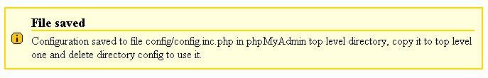 pma06 - phpMyAdmin installieren