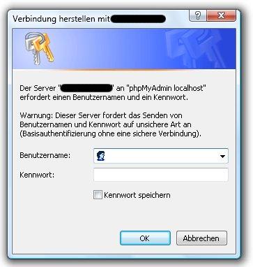 pma07 - phpMyAdmin installieren