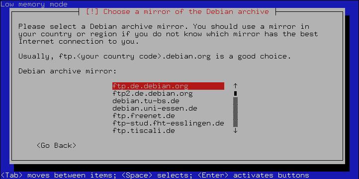 slug debbi03 - Die NSLU2 als Debian Webserver