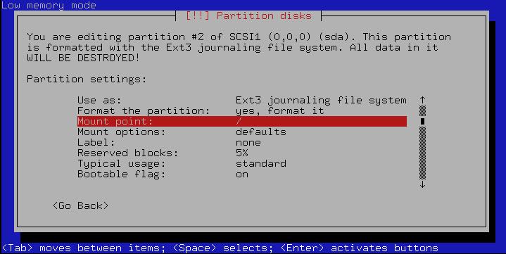 slug debbi13 - Die NSLU2 als Debian Webserver