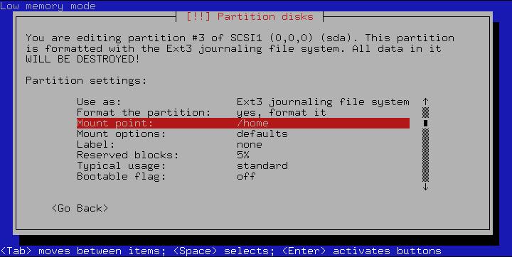 slug debbi14 - Die NSLU2 als Debian Webserver