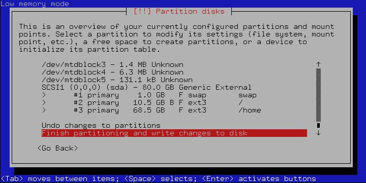 slug debbi15 - Die NSLU2 als Debian Webserver