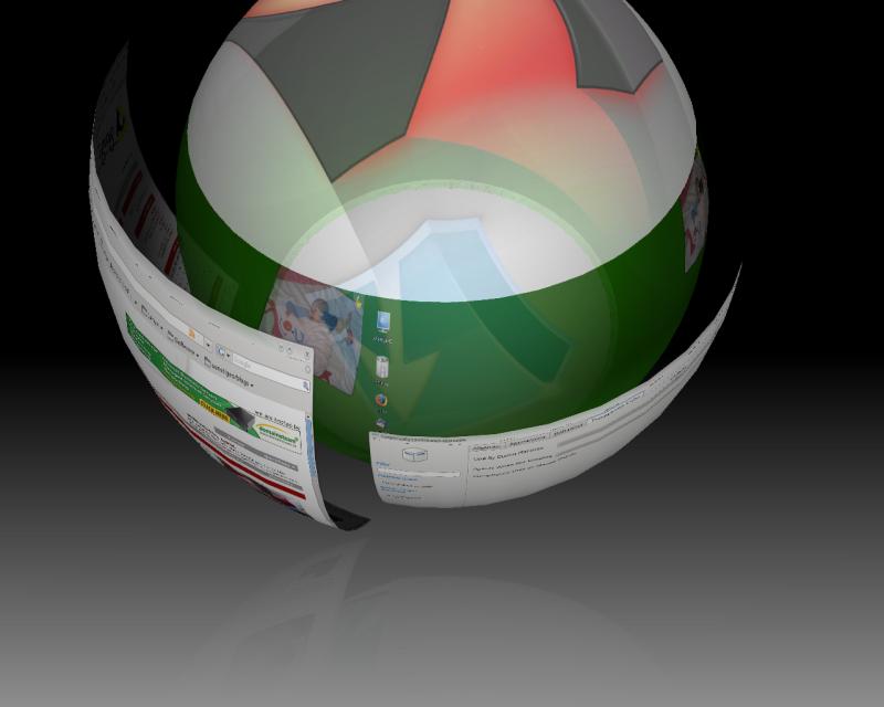 compiz fusion1 - Opensuse 11: Compiz Fusion im KDE4 installieren