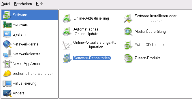 multimedial 1 - Opensuse 11: Opensuse multimedial erweitern