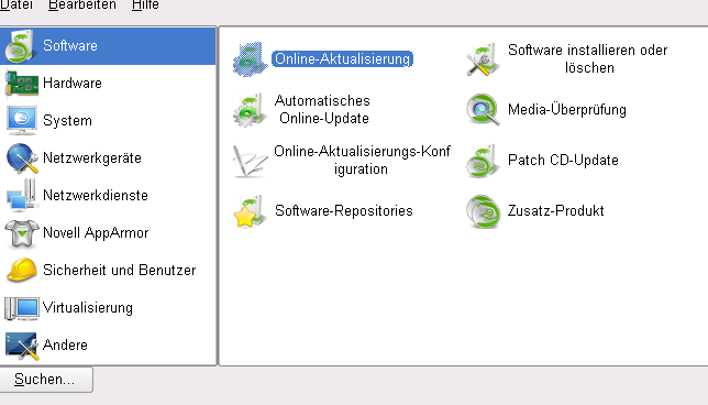 multimedial 7 - Opensuse 11: Opensuse multimedial erweitern
