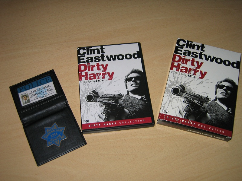dh se - Dirty Harry - 2 Disc Special Edition