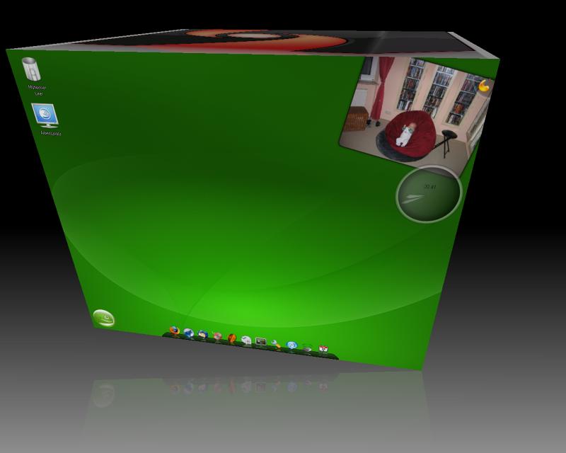 kde4 opensuse fusion - Opensuse 11: Compiz Fusion im KDE4 installieren
